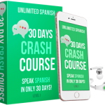 30 Days Crash Learning Spanish Course