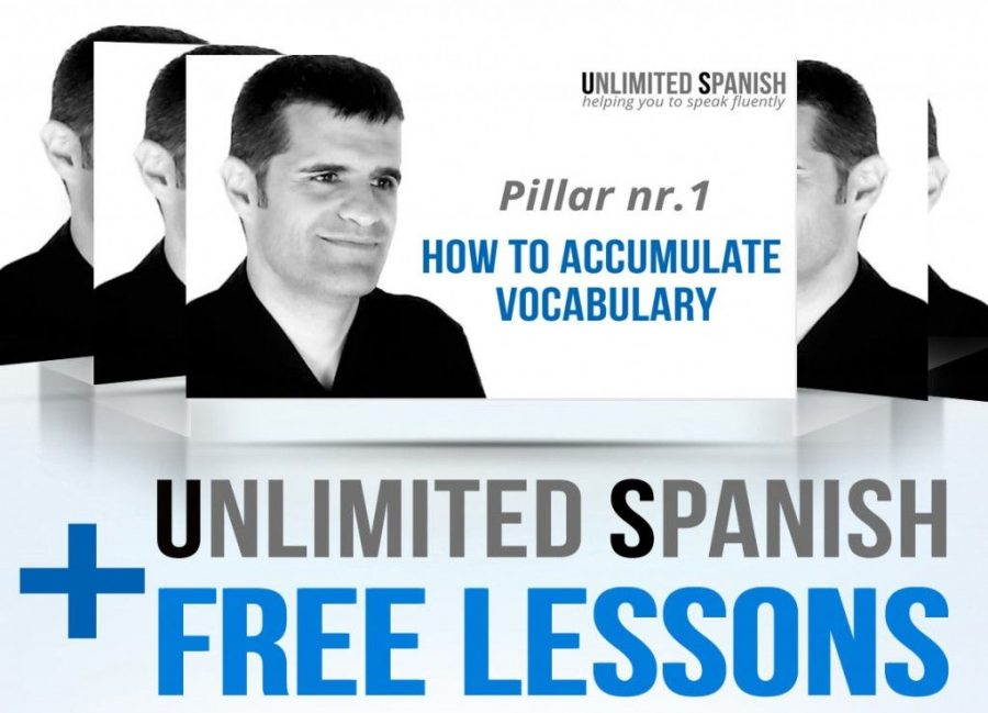 unlimited spanish course