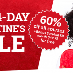 Rocket Spanish Discount Coupon with Valentine's Day Sale